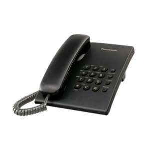 Panasonic KT-TS500MX corded phone (black)