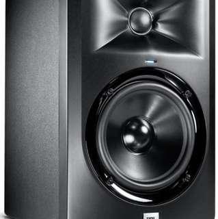 "Brand New Pair of JBL LSR305 5"" 2-Way Powered Studio Monitor"
