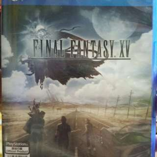 FF XV for sale