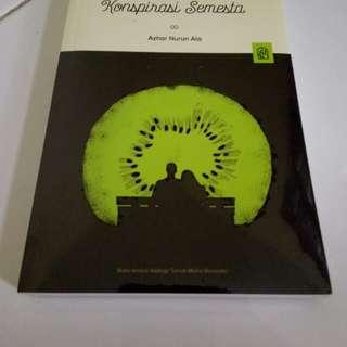 Novel Konspirasi Semesta karya Azhar Nurul Ala