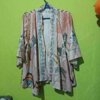 Cardigan Kimono / Kimono Cardy Tribal (freeong jabodetabek)