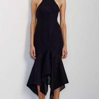 BNWT Shona joy lace cocktail dress size 8 black