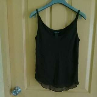 Kenneth Cole brown tank top