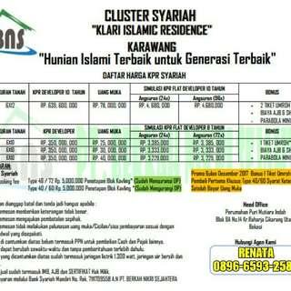 Rumah KPR Syariah