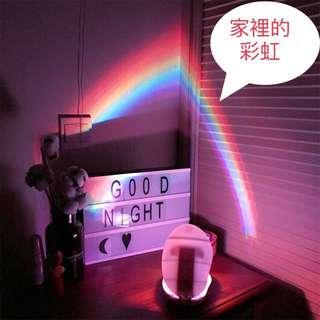 室內彩虹燈🌈好靚好靚 Rainbow lights❗️