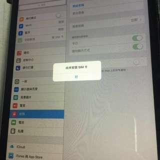 iPad mini  4G&wifi. 32GB