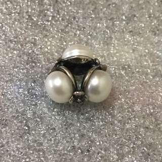 Trollbeads 三面珍珠