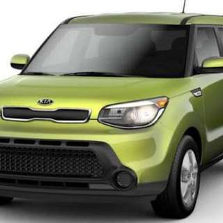 18k all in kia soul diesel crdi