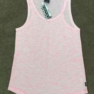 Bonds - Pink Singlet - Size S