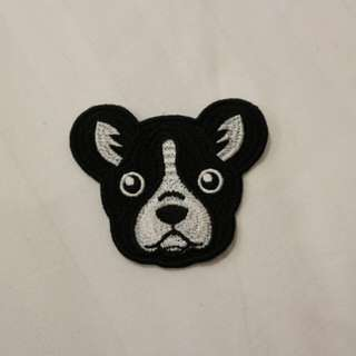 Marc Jacobs Dog Iron On Patch