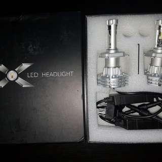 X1 LED 6000K H4