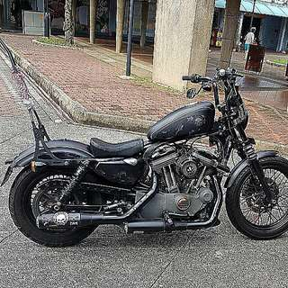 Harley-Davidson SPORTSTER (Nightster 1200)  Listing On Behalf Of A Friend Please Contact Kizan Directly @ 97970887