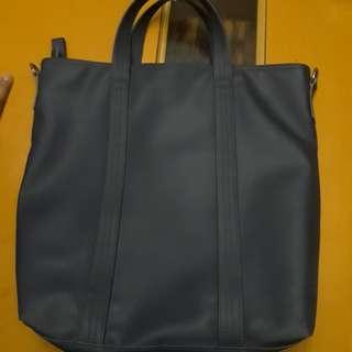 Lacoste 100% Authentic Classic Tote Bag