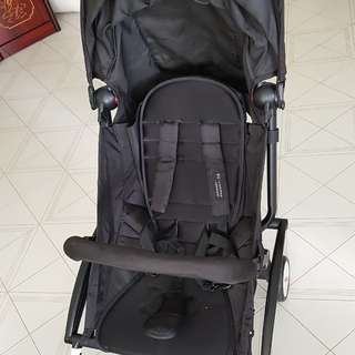 Foldable Stroller Kiddopotamus
