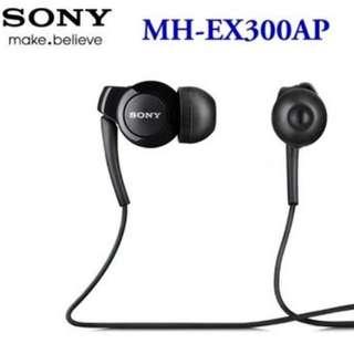 🚚 全新Sony MH-EX300AP 原廠線控耳機