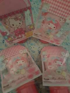 Hello Kitty /Melody Hand Cream