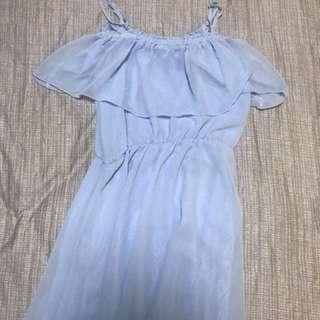 Bluer Dress