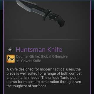 Huntsman knife Vanilla