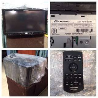 DVD Player Pioneer, Mohawk Subwoofer 4 Channel