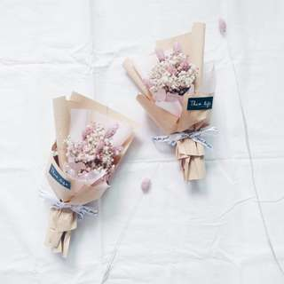 Petite Paster Dried Flowers