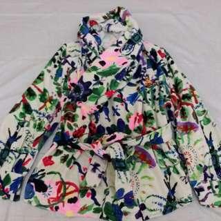 清櫃 全新 Vivienne Westwood 浴袍