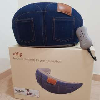 OSIM uHip ( 9.5/10) ( Comes with free gift from me)