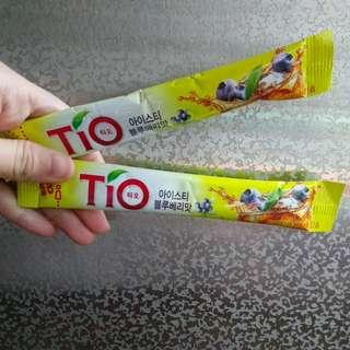 TIO韓國 藍莓茶