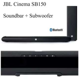 Jbl s150 soundbar