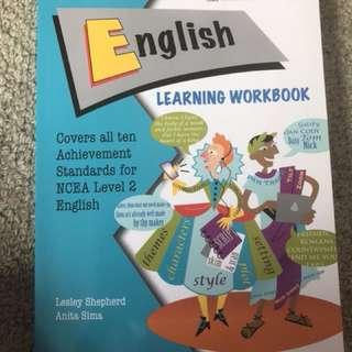 NCEA Level 2 English Workbook