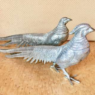 Antique English Pheasants