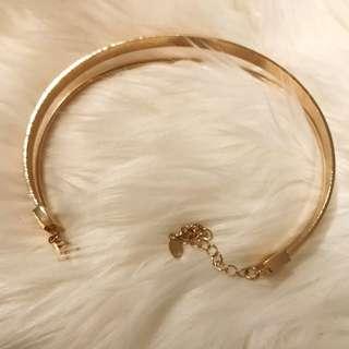 Gold Collar Choker