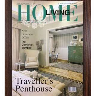 Home Living 76 | TRAVELLER'S PENTHOUSE
