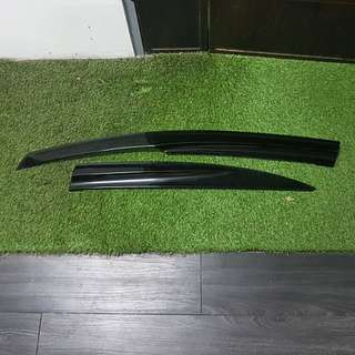 R.Mugen Window visor