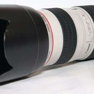 Canon 70-200f2.8 ii Like new no dent no scratch ...issue no box