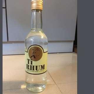 Rhum wine