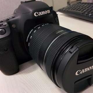REPRICED: Canon 700d