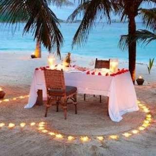 Boracay valentines Treat