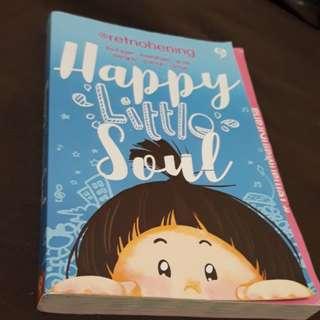 "Buku "" Happy little soul"""