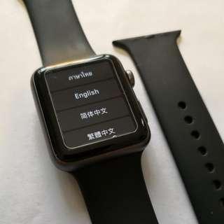 Apple Watch S1 黑色 42mm