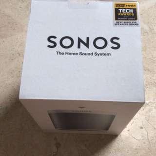 SONO speaker