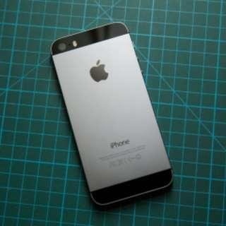 Iphone 5s activation error