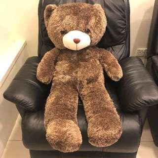 Big fluffy bear!