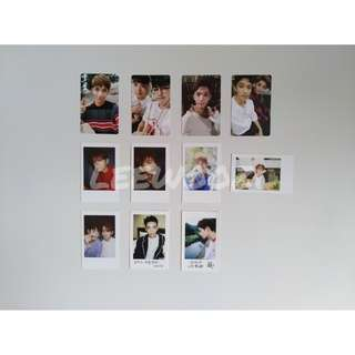 SEVENTEEN Photocards