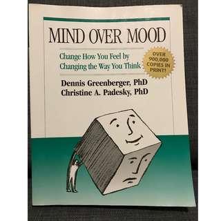 Mind Over Mood CBT Wookbook