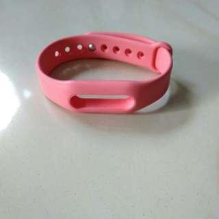 BN Xiaomi Mi Band - Pink Strap