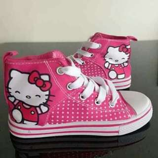 hello kitty shoes (size 24-35)