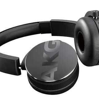 AKG Y50BT On-Ear Bluetooth Headphone