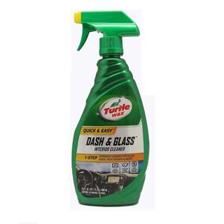 Turtle Wax T-930 Dash & Glass Interior Cleaner 1-Step 680mL