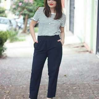 Top and Pants plus size terno