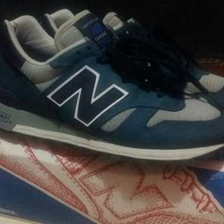 WTS new balance 1300 LIN made in usa